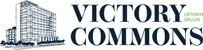 Victory Commons logo